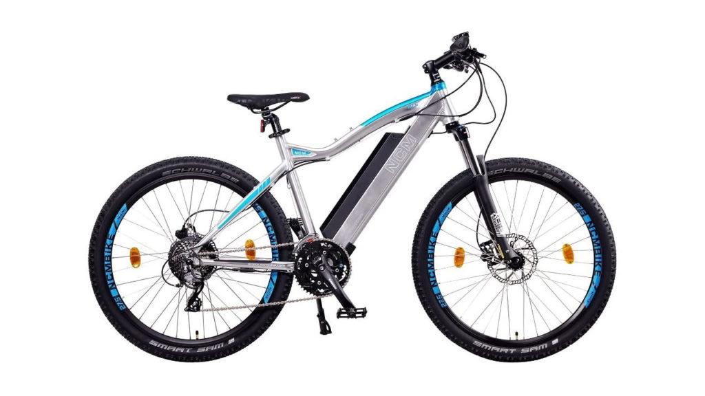 Bicicleta eléctrica de montaña (MTB)
