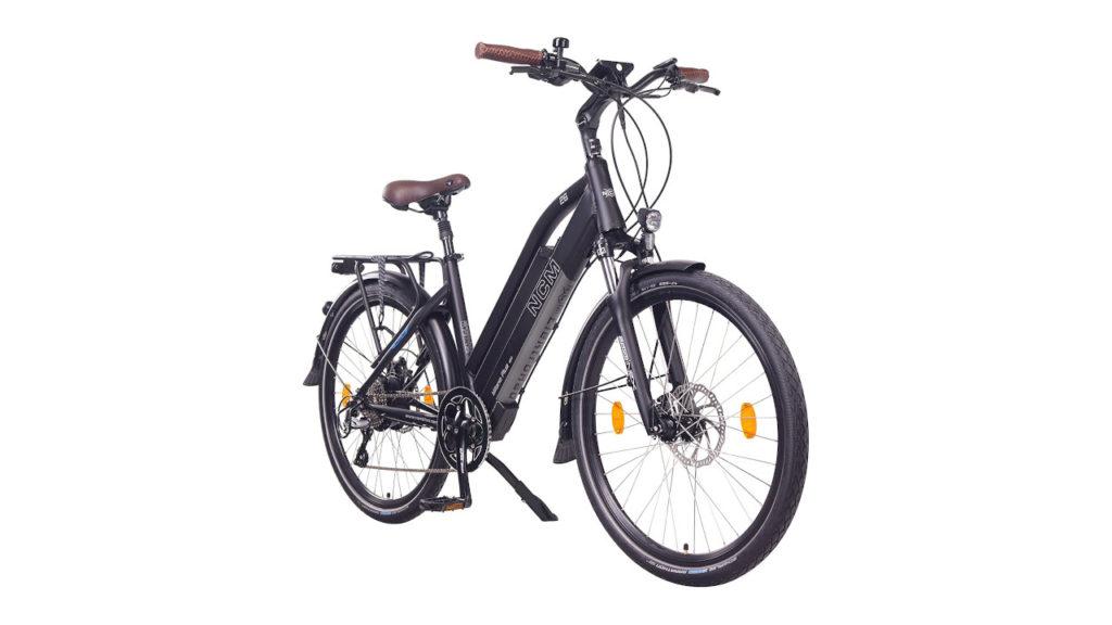 Bicicleta eléctrica de trekking