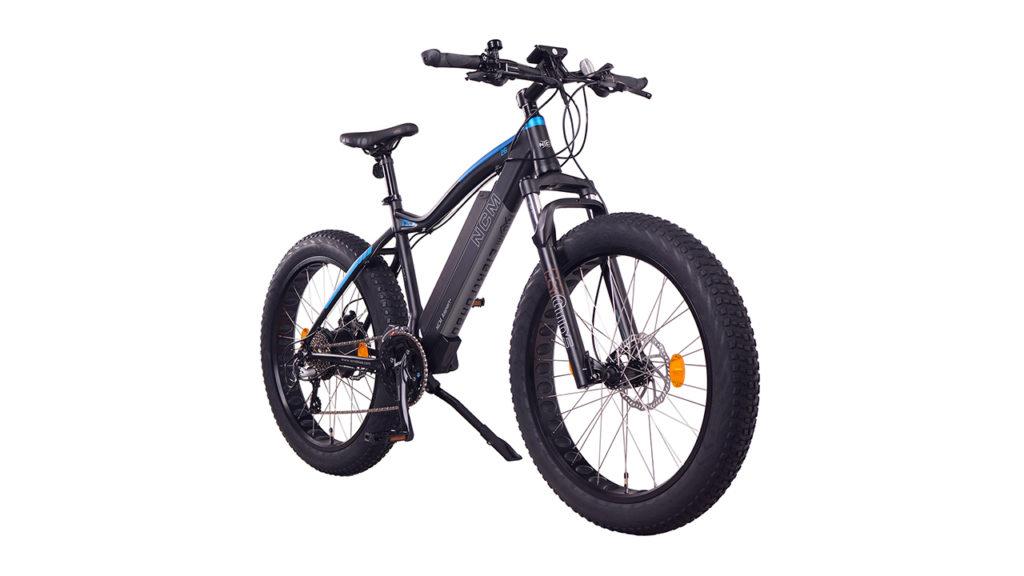 Bicicleta eléctrica fatbike (ruedas gordas/anchas)